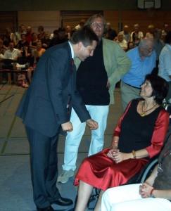 Prof. Dr. Hecht & Maria Rölz-Engl