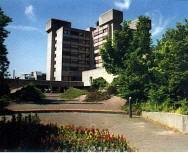 Neurologische Klinik mit Poliklinik am Klinikum der Universität Erlangen-Nürnberg