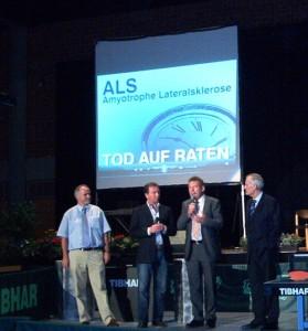 ALS-Benefizgala in Hilpoltstein